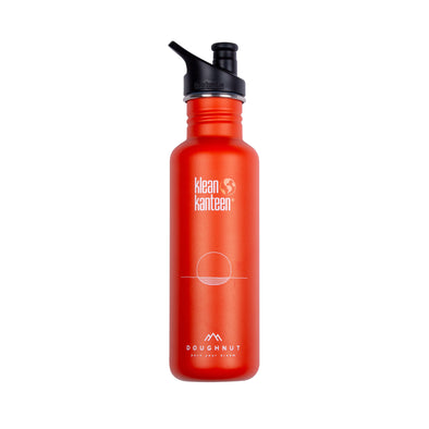 Klean Kanteen Classic 800ml Water Bottle Burnt Orange
