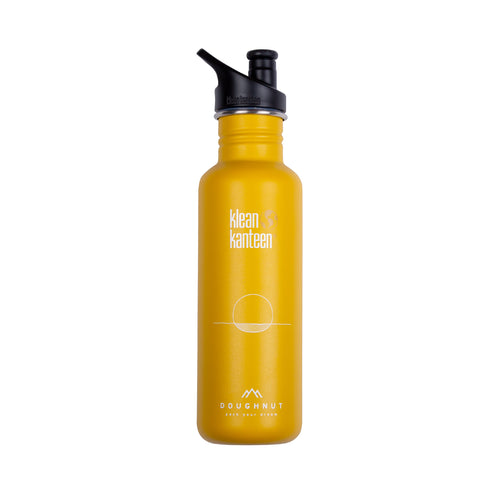 Klean Kanteen Classic 800ml Water Bottle Yellow