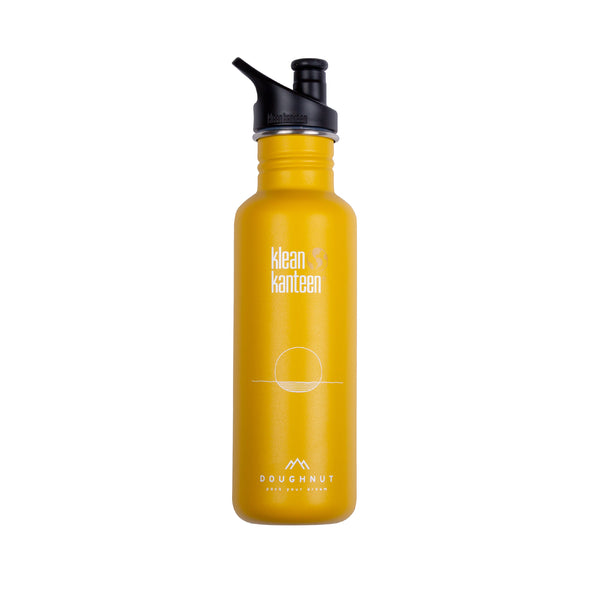 Klean Kanteen Classic 800ml Water Bottle Lemon