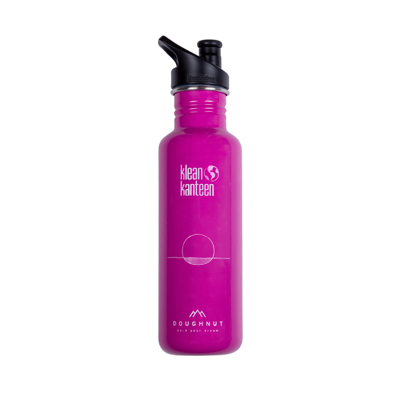 Klean Kanteen Classic 800ml Water Bottle Purple
