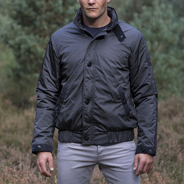 Jacket - The Travel Jacket (Gun Metal Grey)