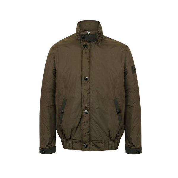 Jacket - The Travel Jacket (Military Green)