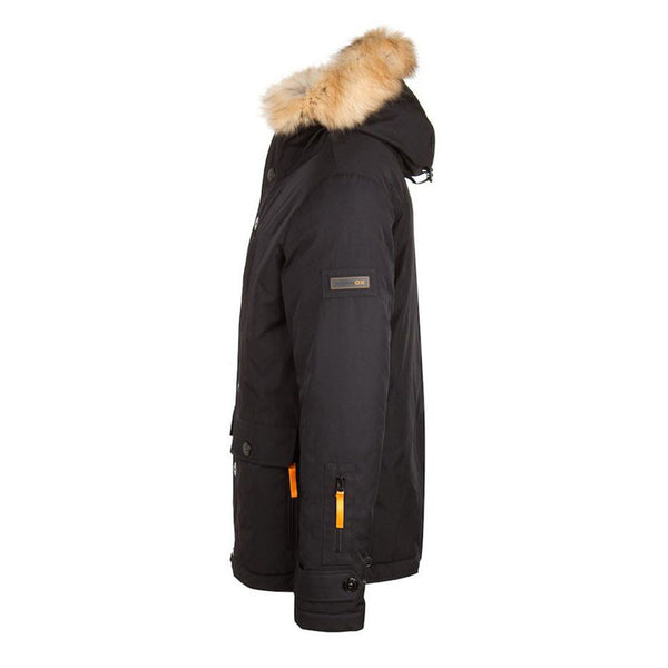 Winter Jacket - Explorer Jacket (Black)