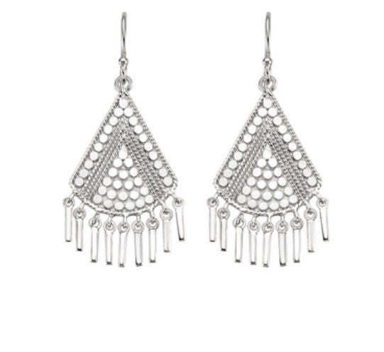 Anna Beck Fringe Drop Earrings SS