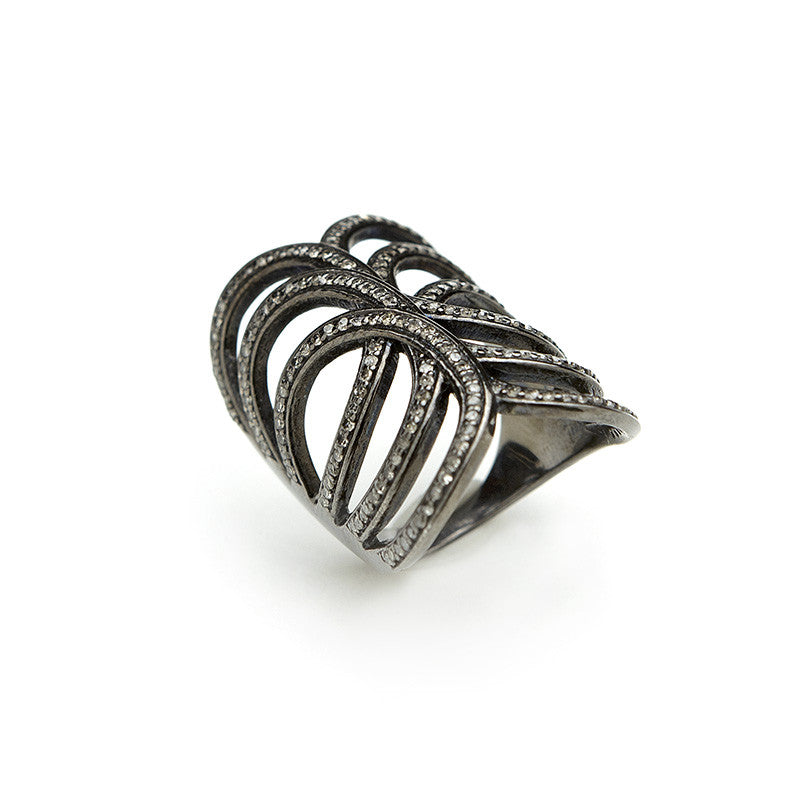 Rona Pfeiffer Cage Ring