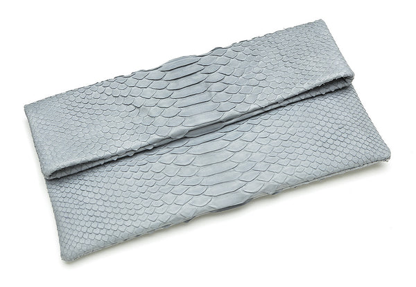 Fig Tree Python Clutch - Grey