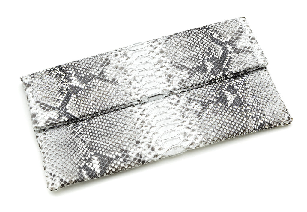 Fig Tree Python  Clutch - Grey Black
