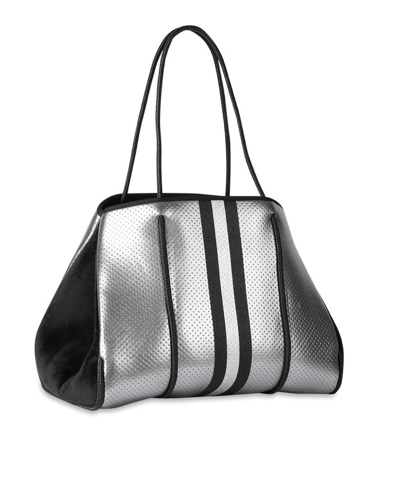 Haute Shore Greyson Ace Tote- pewter Coated