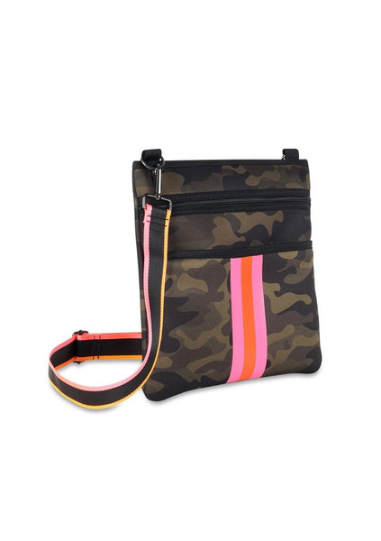 Haute Shore Peyton Thrill camo/ pink orange stripe