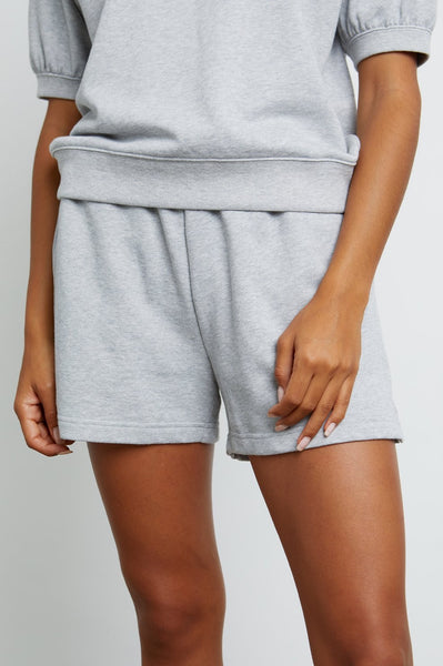 Rails Jane heather grey shorts