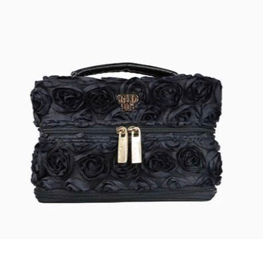 PurseN tiara vacationer Jewelry case - French rose