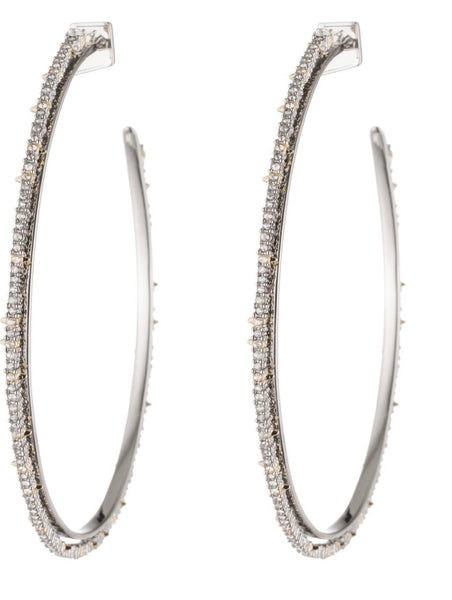 alexis bittar crystal lace orbitting hoops