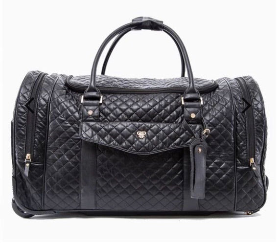 PurseN VIP duffle bag - timless quilted