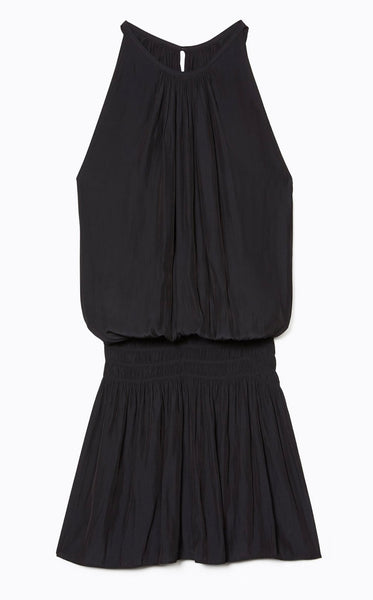 Ramy brook Paris sleeveless dress - black