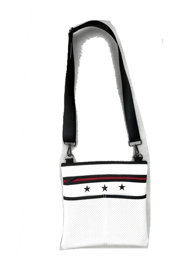 Peyton Crossbody Great white