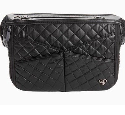 PurseN littabag- timeless quilted