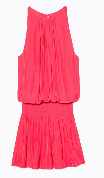 Ramy Brook Paris sleeveless dress - Rose