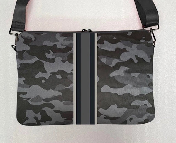 Haute Shore Parker Laptop Case - elite black camo