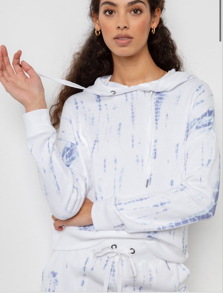 Rails Murray sweatshirt - cloud tie dye