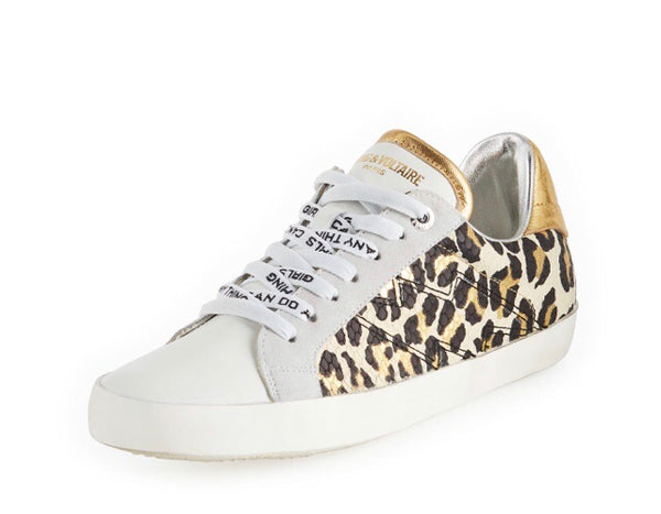 Zadig & Voltaire Leo Wild tennis shoes