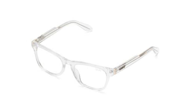quay harwire mini- clear clear blue light glasses