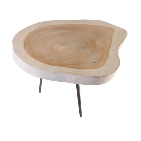 Moon Living Edge Accent or Side Table 4 - Dyag East