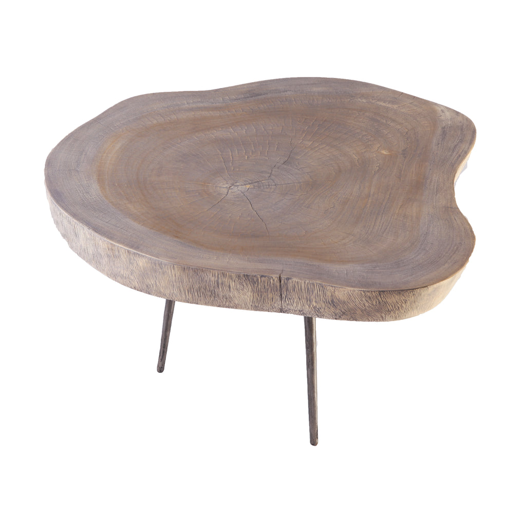 Moon Living Edge Accent or Side Table 3 - Dyag East