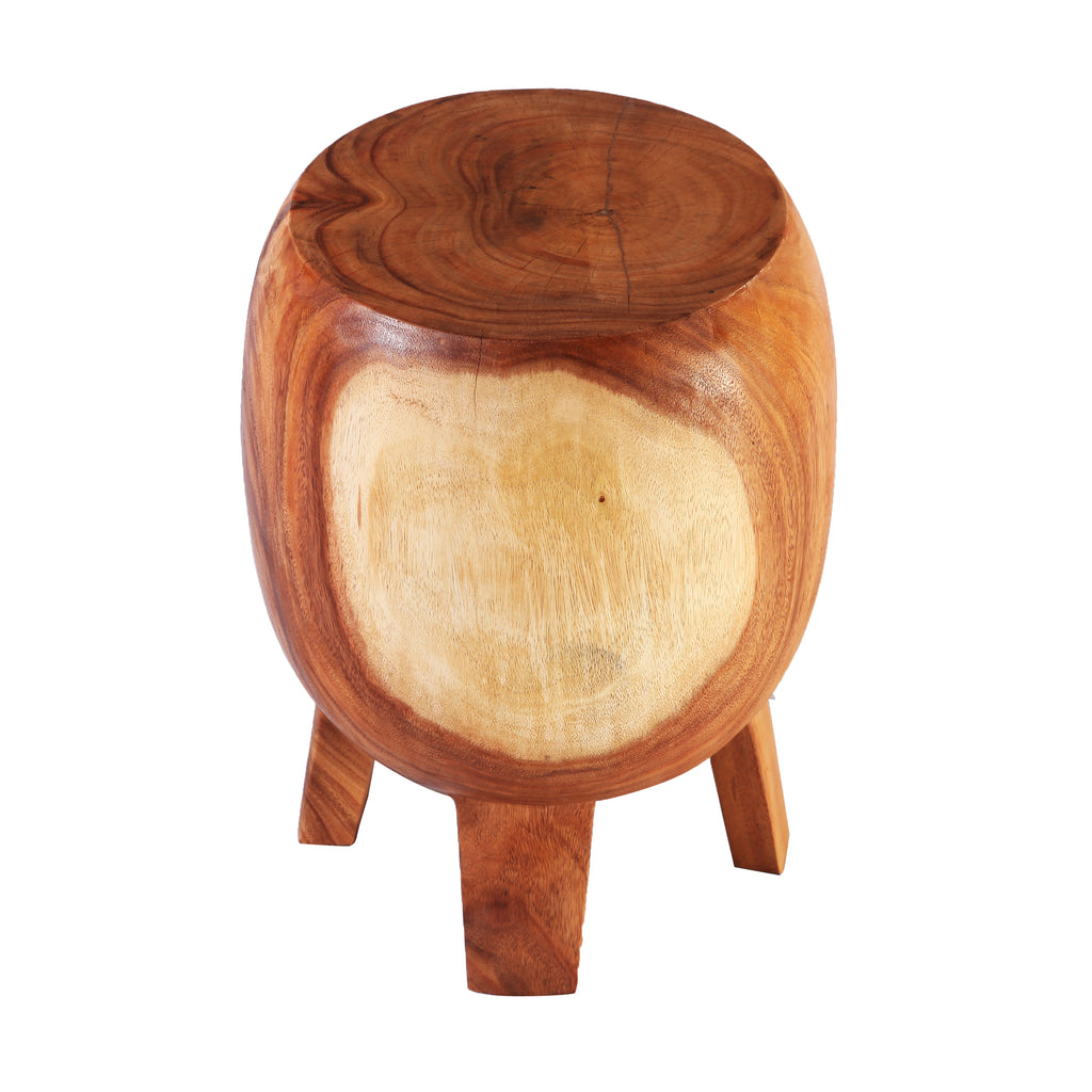 Two Nature Colors Accent or Side Table  or Stool - Dyag East
