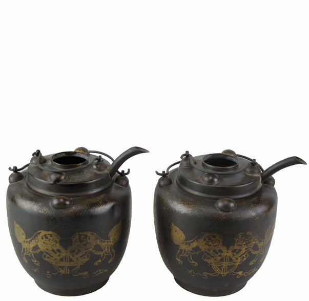 Pair of Hand Warmer Pot - Dyag East