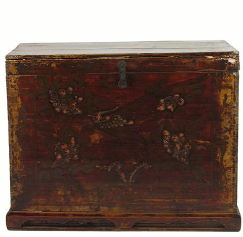 Embossed Phoenix Gansu Trunk 2 - Dyag East