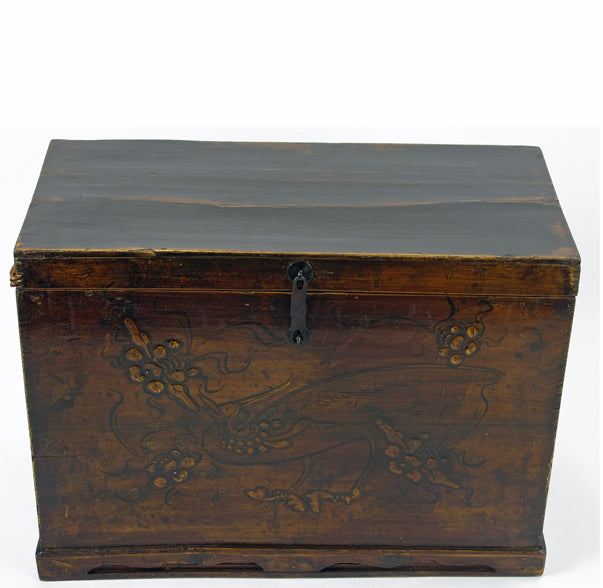 Embossed Phoenix Gansu Trunk 3 - Dyag East