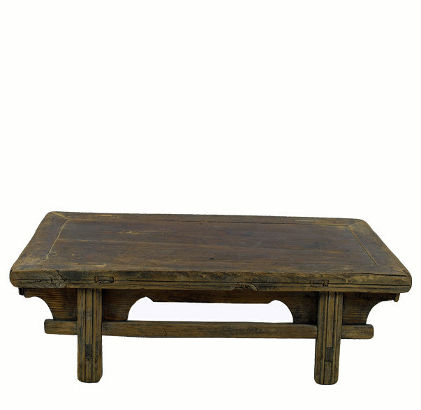 Reclaimed Wood Shandong Accent Table or Coffee Table 1 - Dyag East