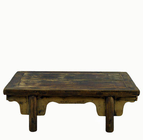 Reclaimed Wood Shandong Accent Table or Coffee Table 3 - Dyag East