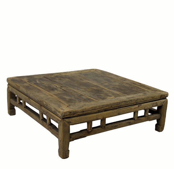 Z-Rustic Square Shandong Table 2 - Dyag East