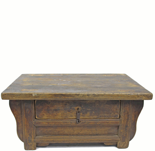 Small Antique Station Table