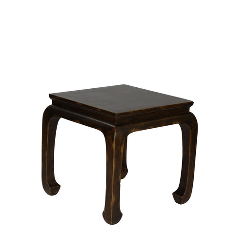 Square Chinese Side Table - Dyag East
