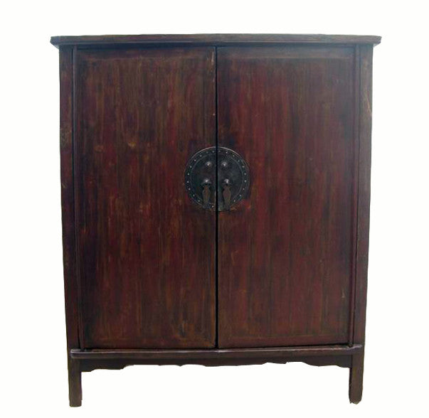 Large Rustic Provincial Cabinet - Dyag East