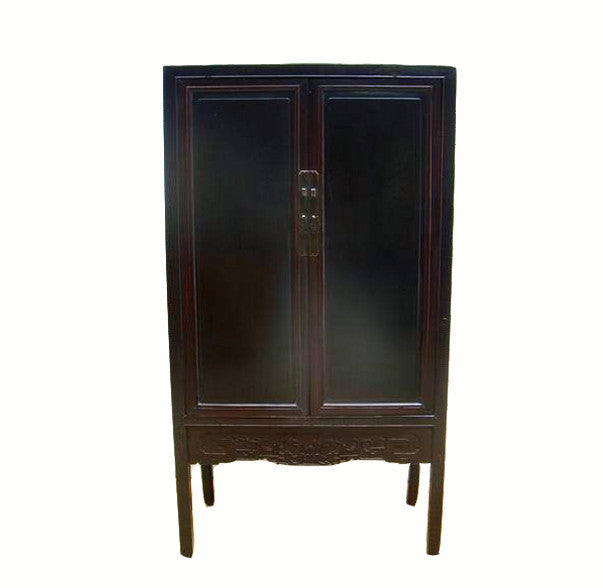 Z-Square-corner Antique Cabinet - Dyag East