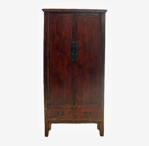 Z-Natural Antique Chinese Cabinet - Dyag East