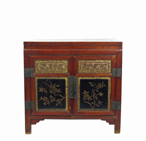 Fujie Night Stand Cabinet - Dyag East