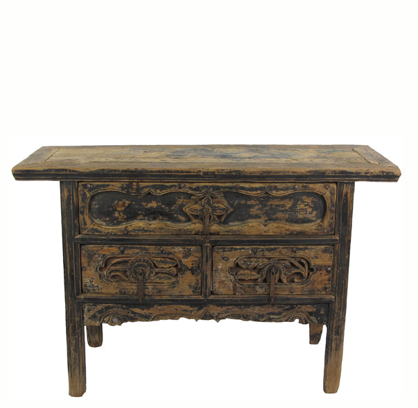 19th Century Antique Chinese Shanxi Dresser