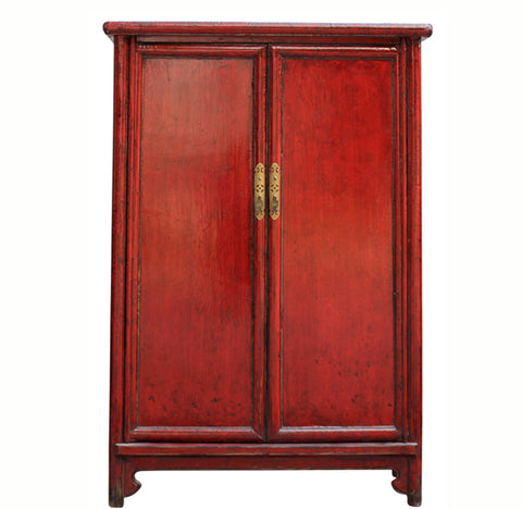 China Red Cabinet - Dyag East