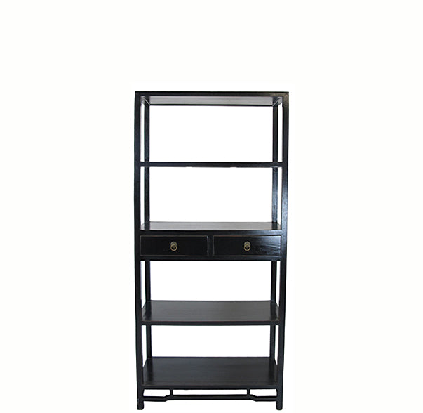 Black Display Cabinet - Dyag East