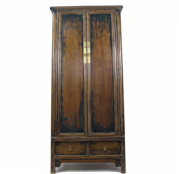Slope-legged Armoire Cabinet
