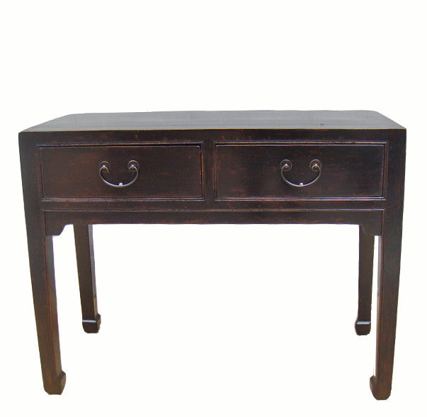 Two-drawer Console - Dyag East