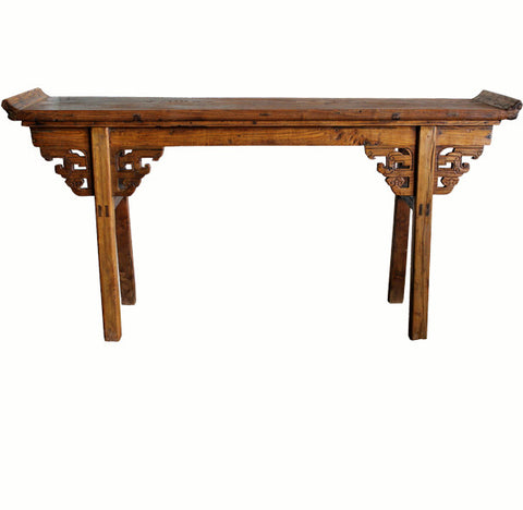 Z-Rustic Farm Console Table - Dyag East