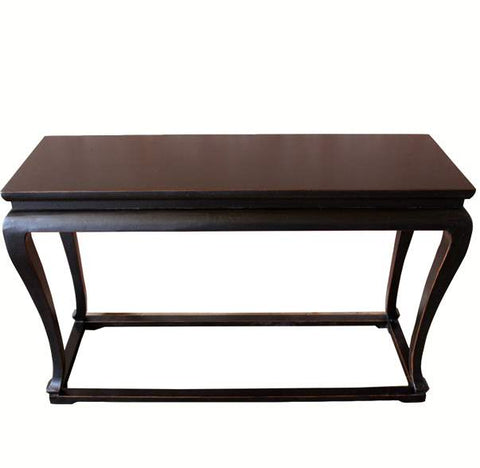 Antique Black Console - Dyag East