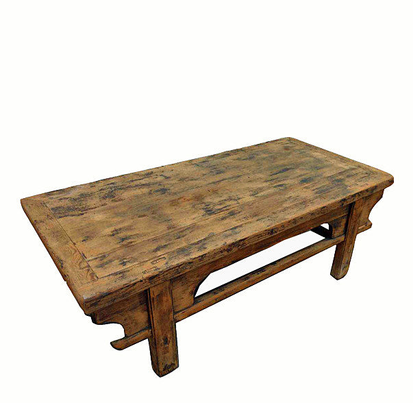 Natural Gansu Table - Dyag East