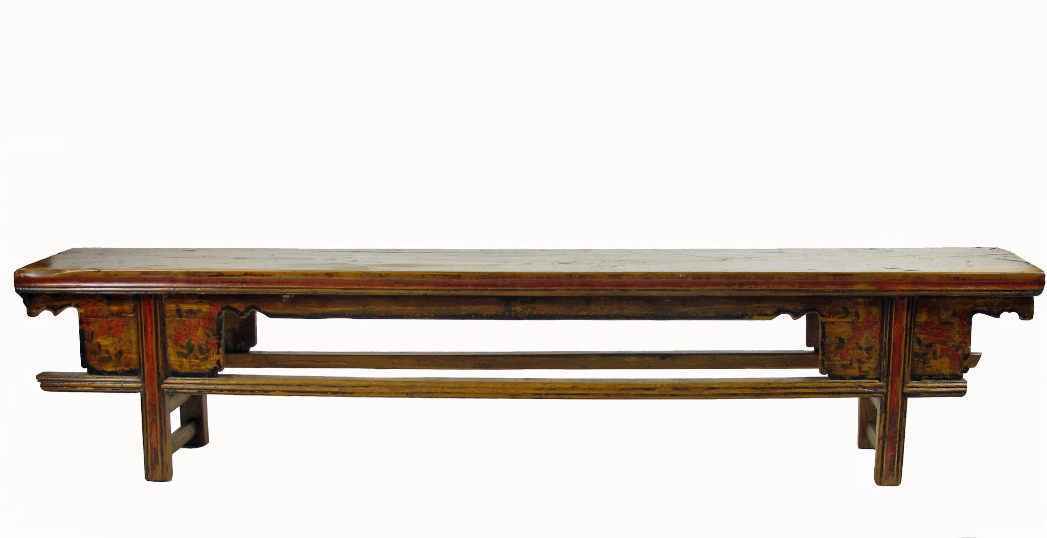 low console table. Low Wood Bench Console Table (86.8\ W