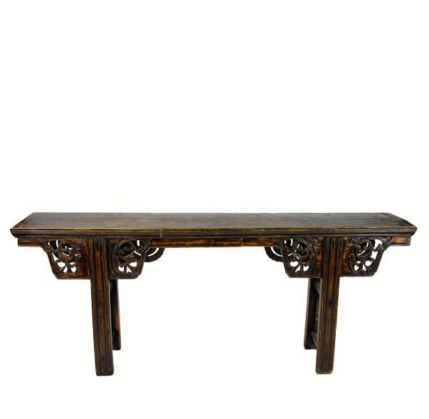 Antique Chinese Console Table - Dyag East